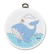 £7.25 • Buy DMC Embroidery Kit - My First Stitches - For Children 6+ - The Whale