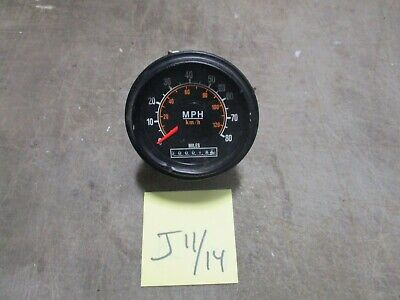 $25 • Buy Used Electronic Speedometer, Military Vehicle, 18-miles Showing, UNTESTED
