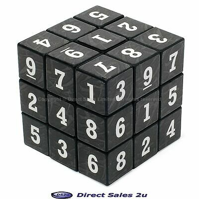 Sudoku Cube Puzzle Brainteaser Number Game Birthday Gift • 9.98£