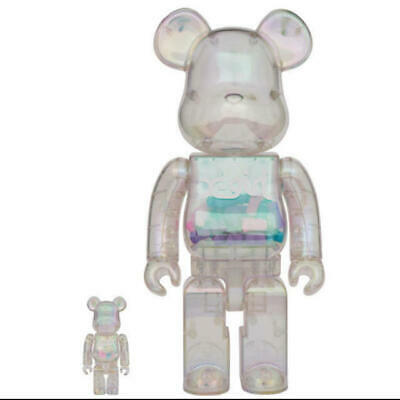 $1679.99 • Buy Medicom Toy Bearbrick  BE@RBRICK X-girl 100% 400% F/S