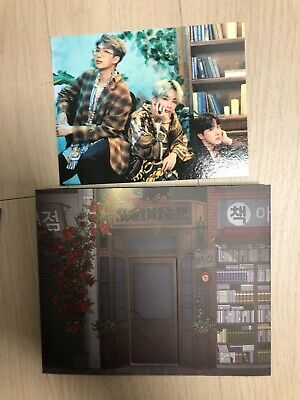 BTS 5th Muster Magic Shop Official MD Pop Up Card Split Busan Ver. Limited Rare • 19.99$