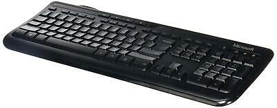AU44.45 • Buy Wired Keyboard Microsoft 600 USB Spill Resistant Membrane ANB-00025