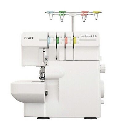 PFAFF - Hobbylock 2.0 - 4 Thread Portable Overlocker • 359£