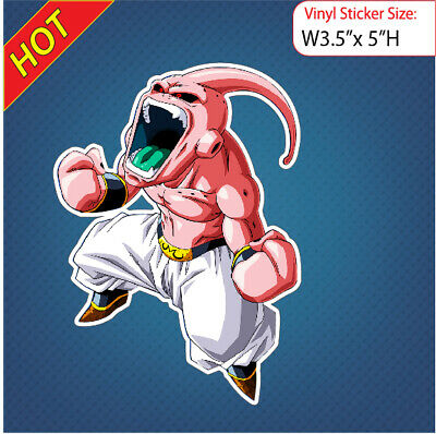 $2.99 • Buy Majin_Buu_Pure Form_Dragon Ball Z_Anime_Characters_Decals_Stickers