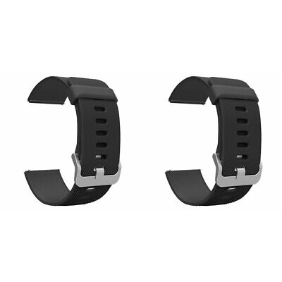 $ CDN8.03 • Buy 2-Pack For Fitbit Blaze Watch Replacement Band Small Silicone Sport Strap New