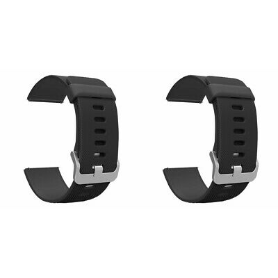 $ CDN8.34 • Buy 2-Pack For Fitbit Blaze Watch Replacement Band Small Silicone Sport Strap New