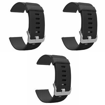 $ CDN11.78 • Buy 3-Pack For Fitbit Blaze Watch Replacement Band Small Silicone Sport Strap New