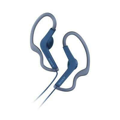 AU49 • Buy Sony MDR-AS210AP Sports In-ear Headphones (Blue)