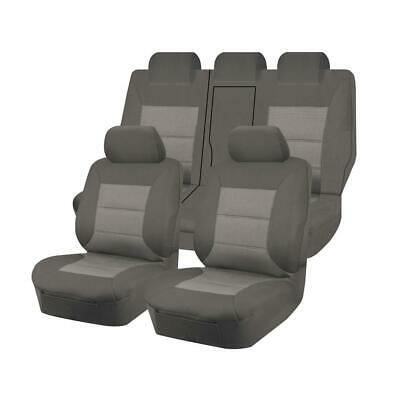 AU168.90 • Buy Premium Car Seat Covers For Mitsubishi Outlander Zj-Zk-Zl Series 2012-2020 4X...