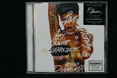 AU22 • Buy  Rihanna ‎– Unapologetic  - CD  (C949)