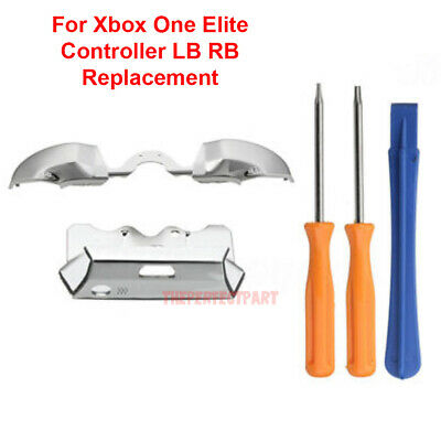 $7.59 • Buy For Xbox One Elite Controller LB RB Bumper Button Damper Fashion Replacement USA