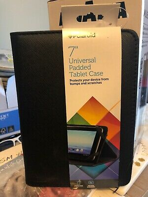 £5.50 • Buy Polaroid Universal Use Tablet 7  Cover Case New With Tag