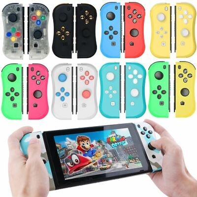 Replacement Joy-Con (L&R) Wireless Controllers For Nintendo Switch Gamepad US1 • 36.84$