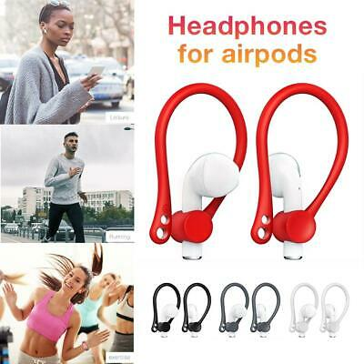 $ CDN5.14 • Buy Strap Holder Pod Wireless Ear Hooks For Apple AirPods Earphone Earbuds Earpods