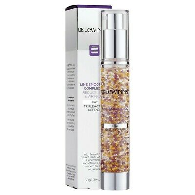 £29.08 • Buy Dr LeWinns Skin Anti Ageing Wrinkle Line Smoothing Complex S8 Triple Day Defence