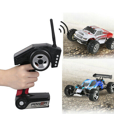 $25.29 • Buy Powerful Radio 2.4G 2 Channel Transmitter For Wltoys A959-B A979-B RC Cars W7V3