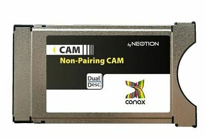 Neotion CAM CI Module Decode Scrambled TV Programs With Access System Conax • 32.66£