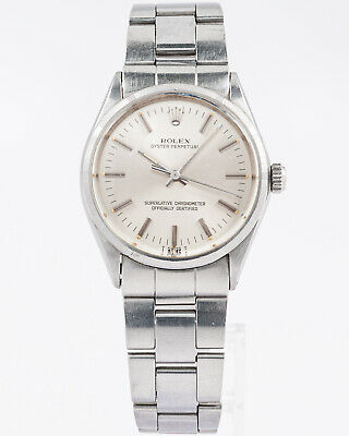 $ CDN2905.96 • Buy Vintage 1972 Rolex Oyster Perpetual Ref. 1003 W/ Engine-Turned Bezel!
