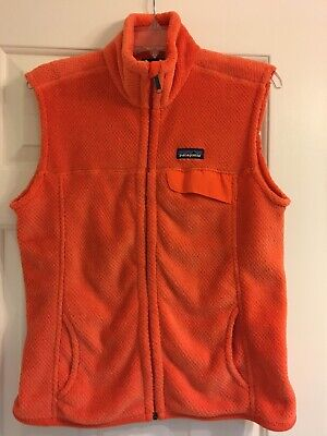 Patagonia Re-Tool Vest Polartec Fleece Thermal Pro Women's Large EUC • 35$