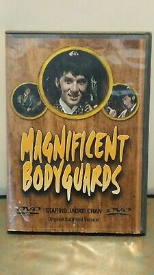 $ CDN9.27 • Buy Magnificent Bodyguards Kung Fu DVD - Jackie Chan