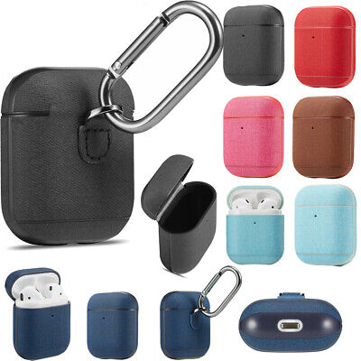 $ CDN9.24 • Buy For Apple Airpods 2 & 1 Case Cover Frame Protective Skin Accessories Keychain