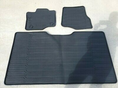 2015-2017 Ford F-150 OEM All Weather Floor Mats • 64.99$
