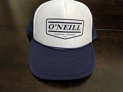 $13.59 • Buy O'Neill Otto Collection Trucker Hat Snapback