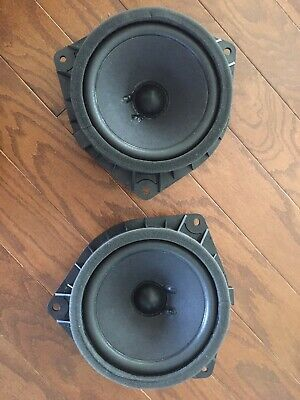 2016-17 Toyota Tundra Factory 6.5   Rear Component Speakers • 35$