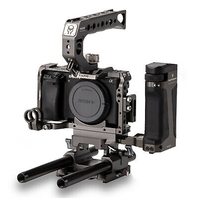 $ CDN209.59 • Buy Tilta A6 Camera Cage FOR SONY A6 A6300 A6400 A6500 Series Dslr Rig TA-T27-A-G