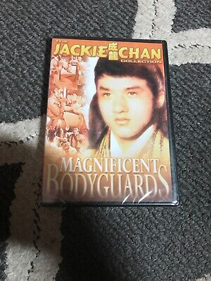 """$ CDN4.31 • Buy The Magnificent Bodyguards (DVD, 2003) """"BRAND NEW"""""""