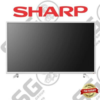 AU607.41 • Buy Sharp 40  Inch Full HD 1080p LED TV Television With 3x HDMI & USB Record