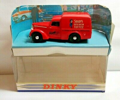 Matchbox The Dinky Collection 1:43 Scale 1948 Commer 8cwt Van Sharps Toffee Dy-8 • 7.50£