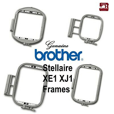 Genuine Brother Embroidery Machine Hoop Frames - STELLAIRE - XE1 XJ1  • 48.29£