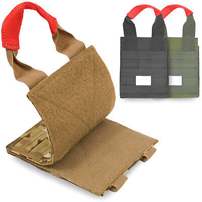 £10.80 • Buy BULLDOG TEAR AWAY MOLLE PANEL Rip Off Military Tactical Modular Pouch Holder