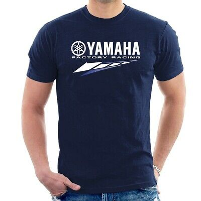 YAMAHA T-SHIRT Factory Racing Inspired Motorcycles ALL SIZES M81 • 10.99£