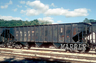 RR Print-Pittsburgh & Lake Erie P&LE 63831 On 9/23/1995 • 6.75$
