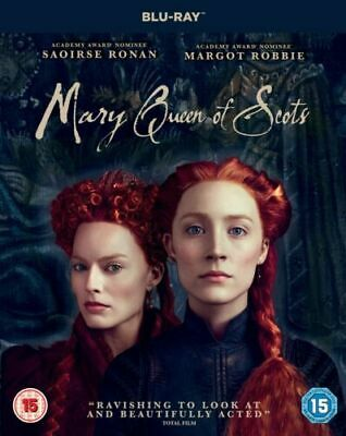 Mary Queen Of Scots [Blu-ray] • 9.90£