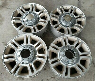 $765 • Buy 20  Ford Superduty F250 F350 King Ranch Platinum Oem Factory Stock Wheels Rims