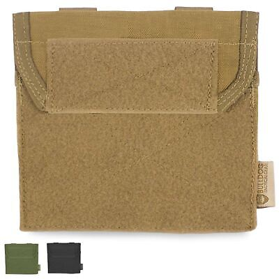 £14.90 • Buy BULLDOG COMBAT ADMIN POUCH MOLLE Military Army Tactical Notebook Utility Holder