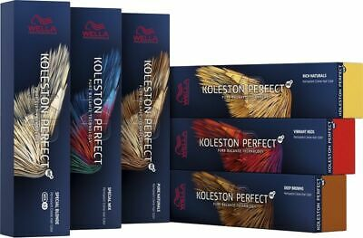 Wella Professionals Koleston Perfect Me+ 60ml Tint ALL SHADES AVAILABLE • 8.77£