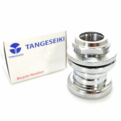 $26.98 • Buy Tange Old School BMX Headset 1  Threaded 32.7 Cups 26.4mm Chrome Silver