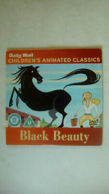 £2.99 • Buy Black Beauty Childrens Animated Classics Daily Mail Promo DVD