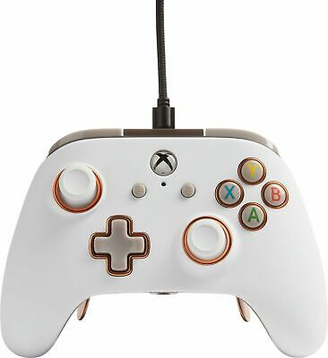 $79.99 • Buy PowerA - Fusion Pro Controller For Xbox One, Xbox One S And Xbox One X - White-B