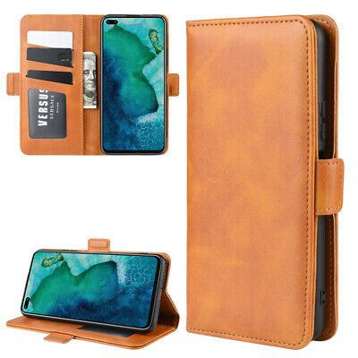 AU8.98 • Buy For Honor V30 Case PU Leather Flip Magnetic Kickstand Wallet Book Cover