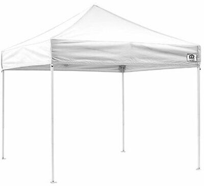 $108.95 • Buy 10 X 10 EZ Pop Up Canopy Tent Folding Canopy Outdoor Canopy Tent 10x10 Shade