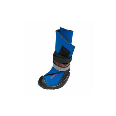 Neopaws Protective Rain Dog Boots | Anti Slip Waterproof Walker Shoes Puppy Blue • 25.99£