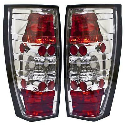 $203.06 • Buy IPCW 02-06 Cadillac Escalade EXT Tail Lamps Crystal Clear CWT-CE347C Pair