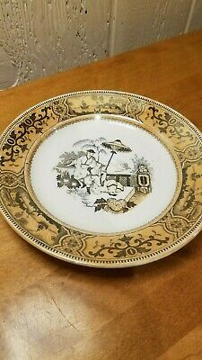 $22 • Buy Petrus Regout & Co. Maastricht Pajong Made In Holland Plate