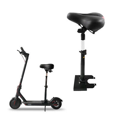 $36.99 • Buy Adjustable Electric Scooter Comfort Seat Saddle For Xiaomi M365 Scooter P9S6