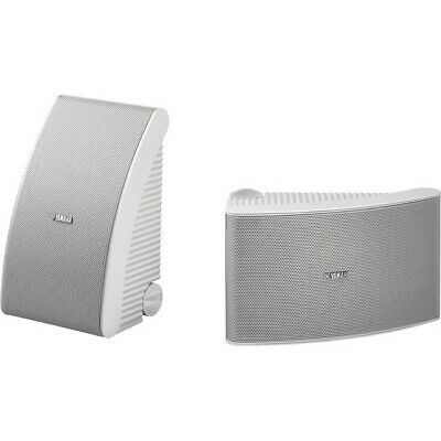 AU403 • Buy NSAW592 WHITE 6.5  50W Waterproof Speaker Yamaha - White Outdoor 6.5  50W